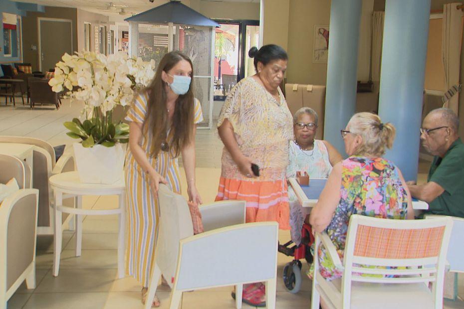 La sagesse des aînés face à la vaccination contre la COVID 19 – Ehpad Oasis de Bois Jolan