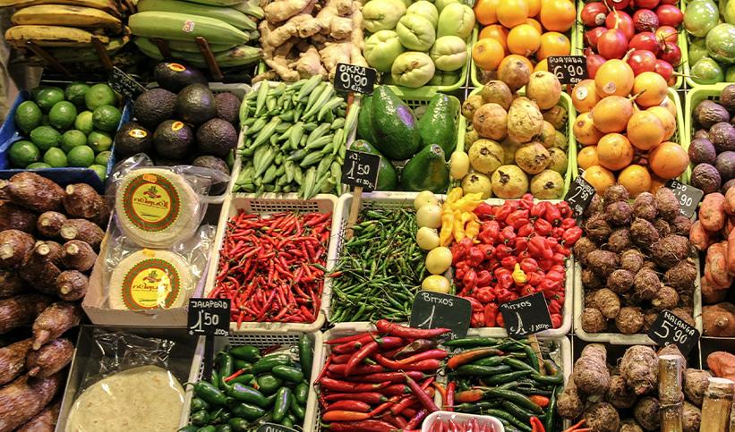Impact Covid-19 sur les importations alimentaires en Guadeloupe et aux Caraïbes